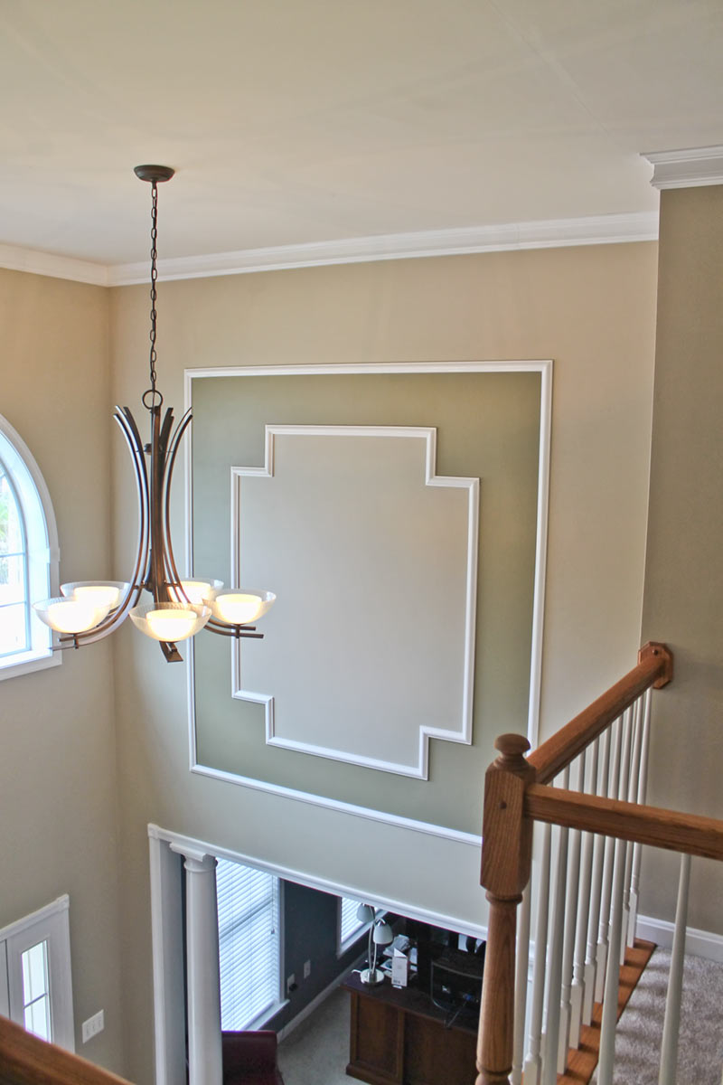 Geometric Wall Accent