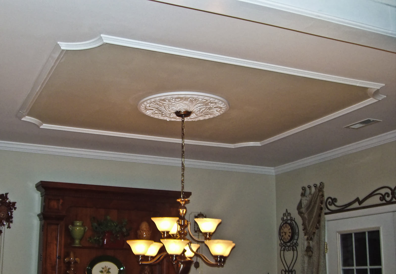 Wr 9093 Ceiling Relief Set