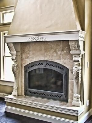 Upgrade your fireplace..