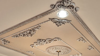 Ceiling Relief