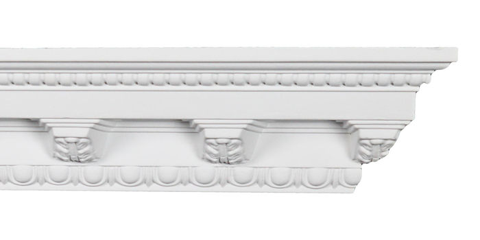 ornate crown molding
