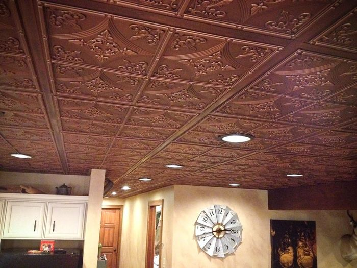 Cathedral used as a Kitchen Ceiling Tile