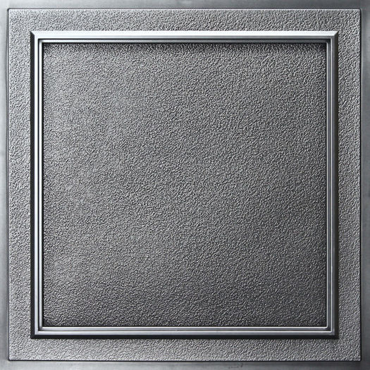 Terrace Antique Nickel 2x2 Ceiling Tile