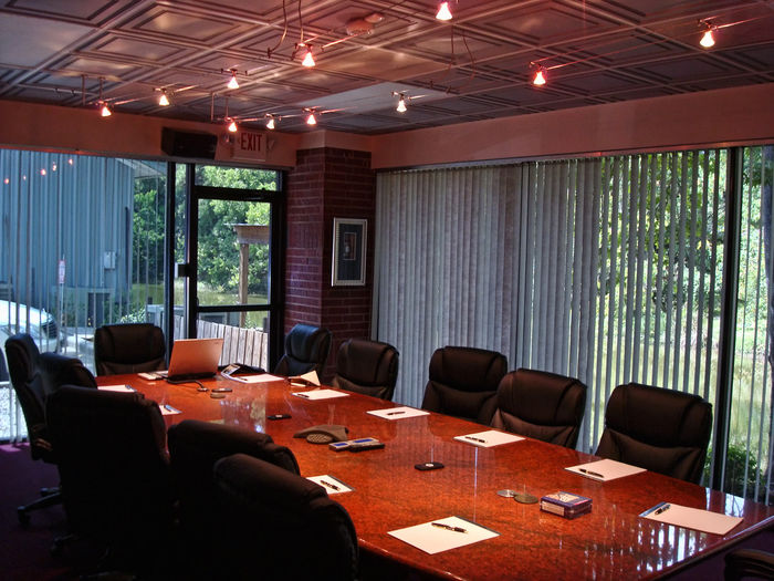 Stratford vinyl ceiling tiles white 2x4 ceiling tiles adds class in offices conference rooms doublecrazyfo Choice Image