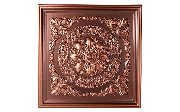 Naples Antique Copper Ceiling Tile