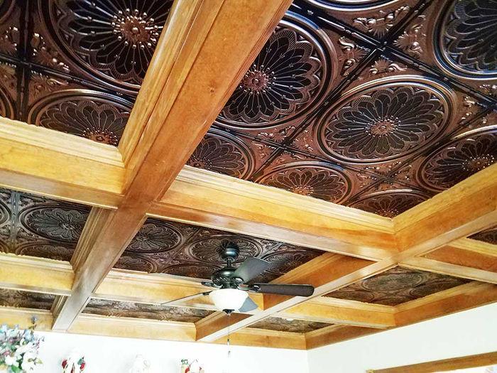 Venice Decorative Ceiling Tile