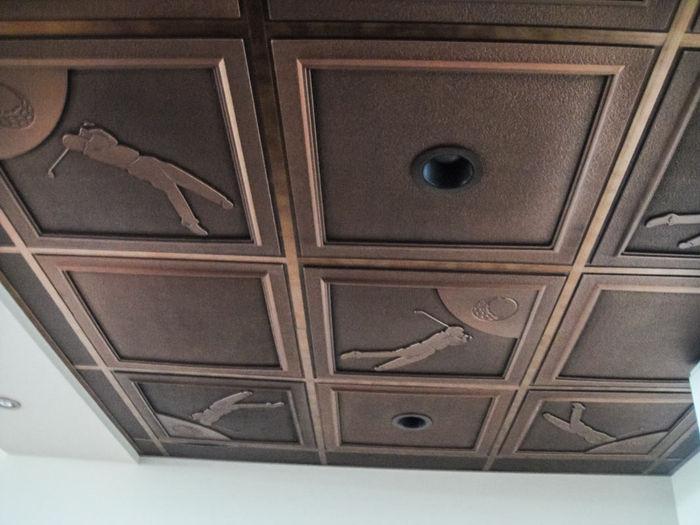 Golf Ceiling Tiles