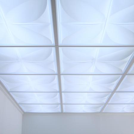 Petal Translucent 2x2 Ceiling Tile