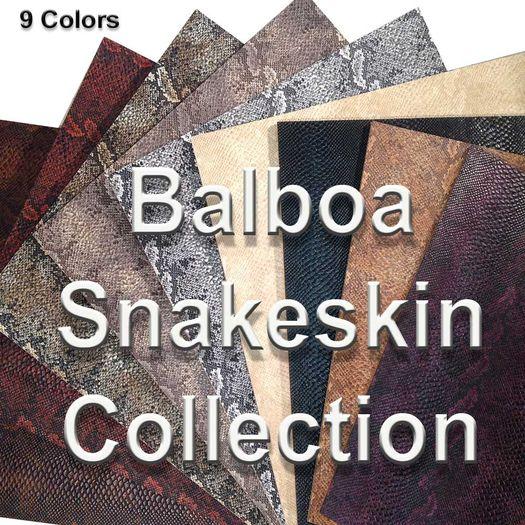 Balboa Leather Ceiling Tile