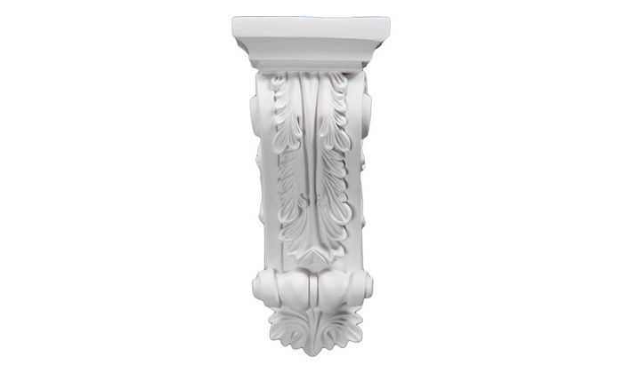 Front view kitchen corbel
