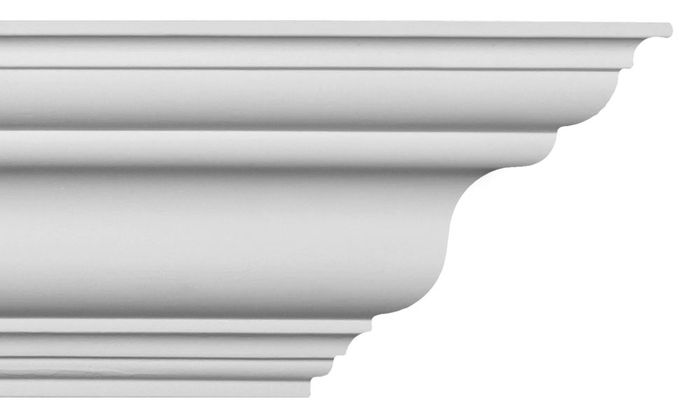 Front Crown Molding