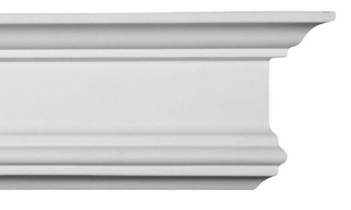 Front Modern Crown Molding