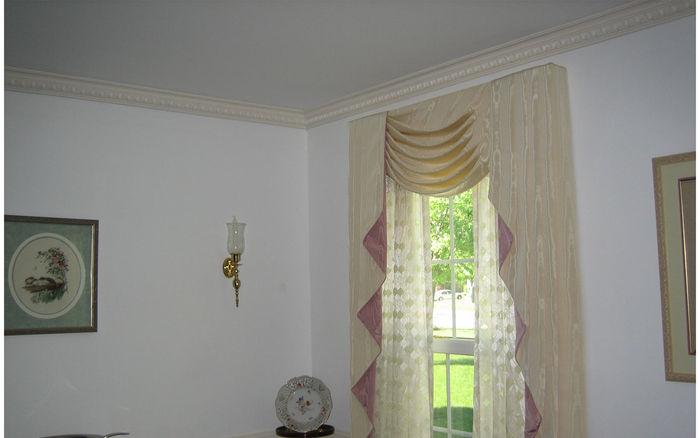 white ceiling decor ideas