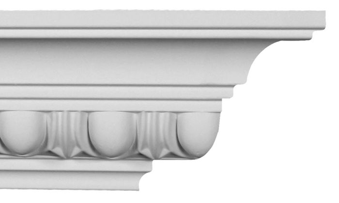 crown molding decorative