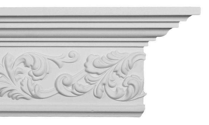 foliage design molding
