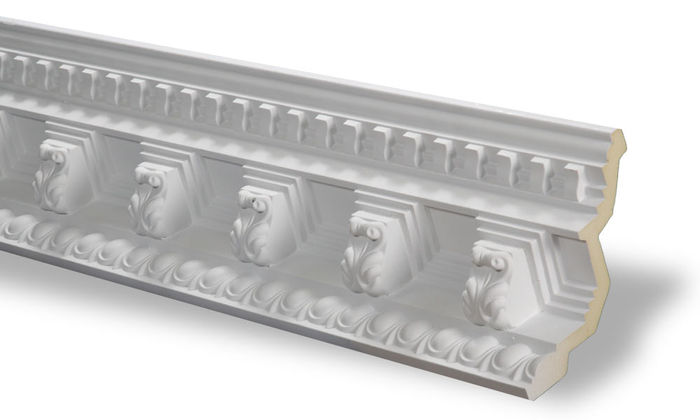 Side  polyurethane molding