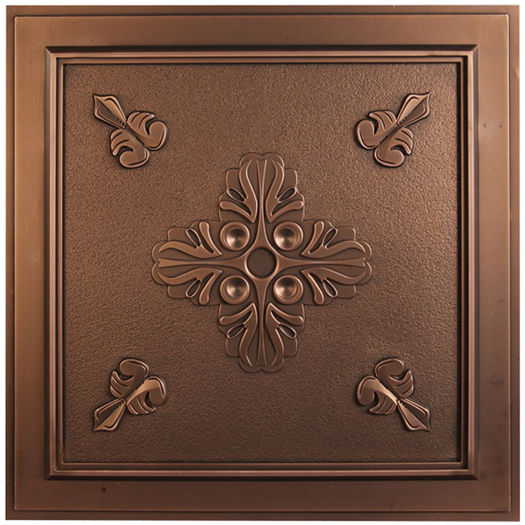 Veranda Antique Bronze Ceiling Tile