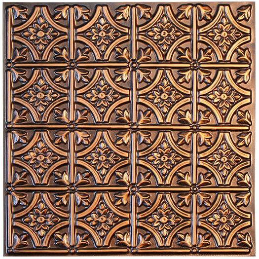 Venice Antique Copper Ceiling Tile