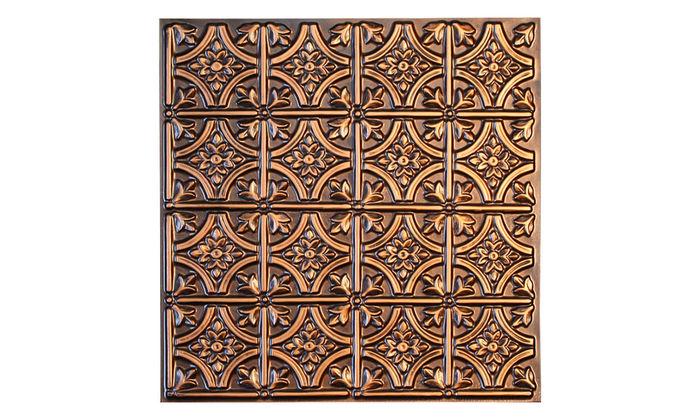 Ct 150 Ceiling Tile Antique Copper