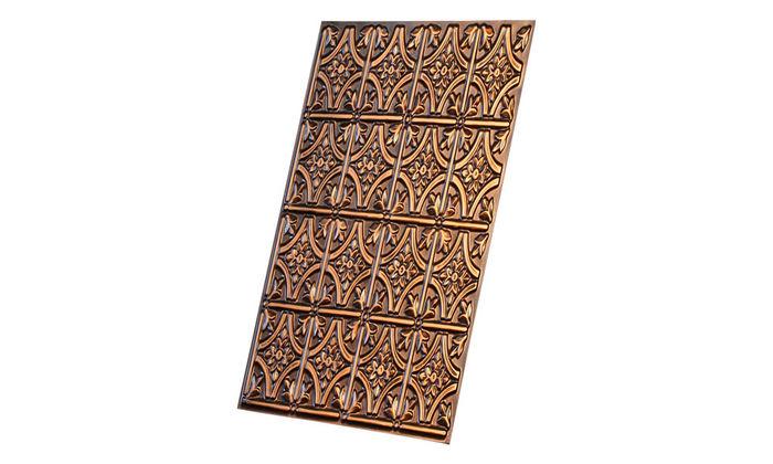 Picture of Venice Antique Copper Ceiling Tile