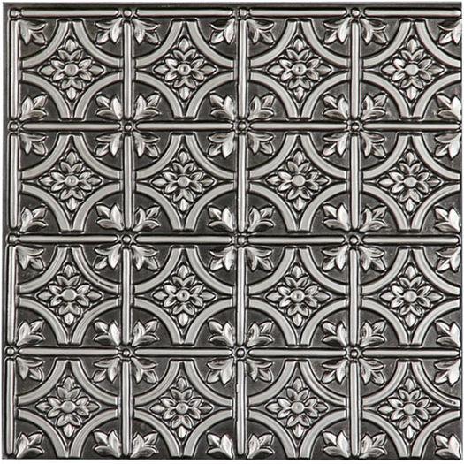 Verona Antique Silver Ceiling Tile