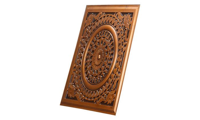 Ravenna 2x2 Copper Ceiling Tile