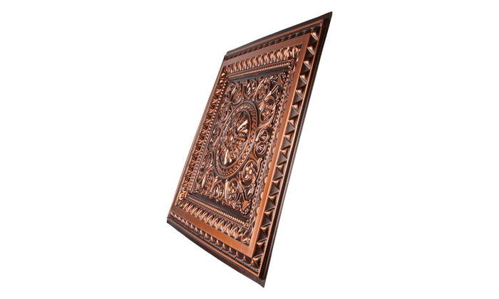 Profile of Milan Antique Ceiling Tile