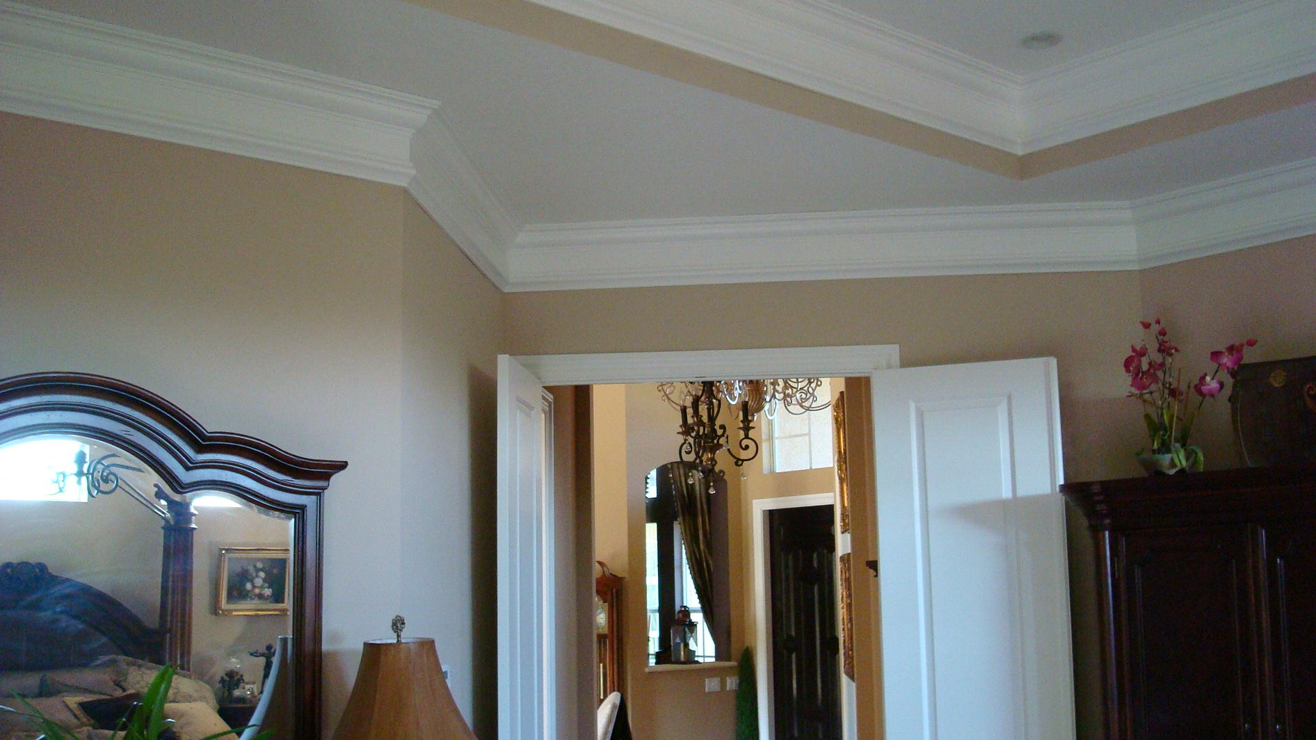 cornice molding for living room