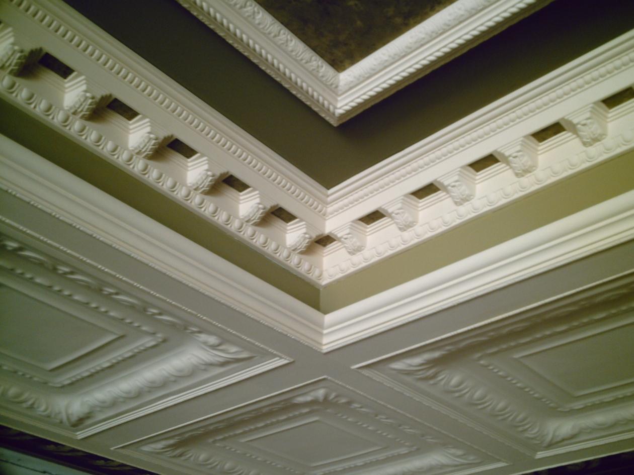 ceiling design molding