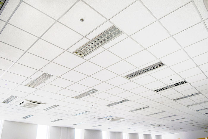 2x2 Office Ceiling Tiles