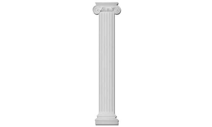Scroll Flat Column Set