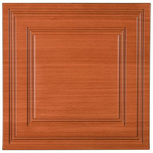 Stratford Caramel Wood Ceiling Tile