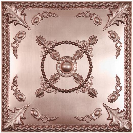 Alexander Copper Ceiling Tile