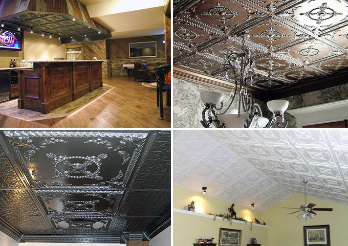 Customer Pictures of Alexander Ceiling Tile