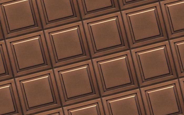 Cornerstone Antique Bronze Ceiling Tile in Grid