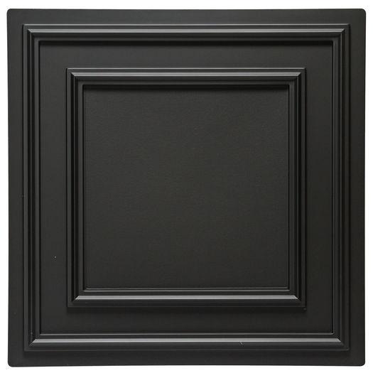 Cambridge Black Ceiling Tile
