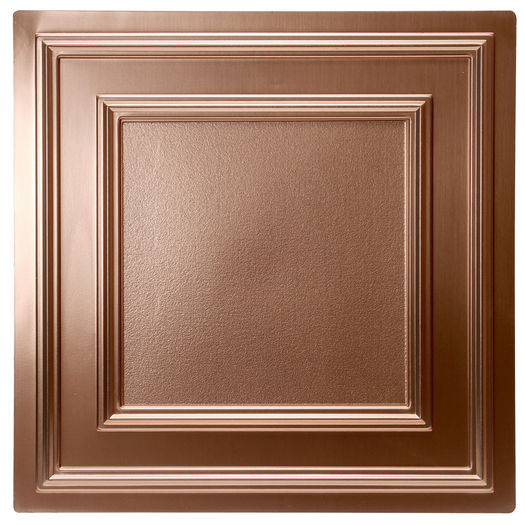 Cambridge Copper Ceiling Tile