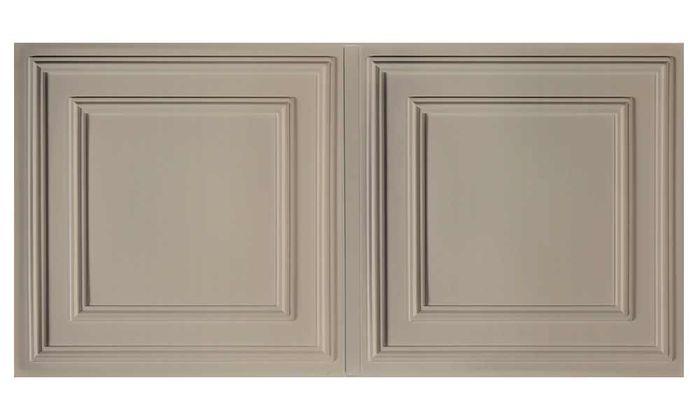 Cambridge Latte 2x4 Ceiling Tile