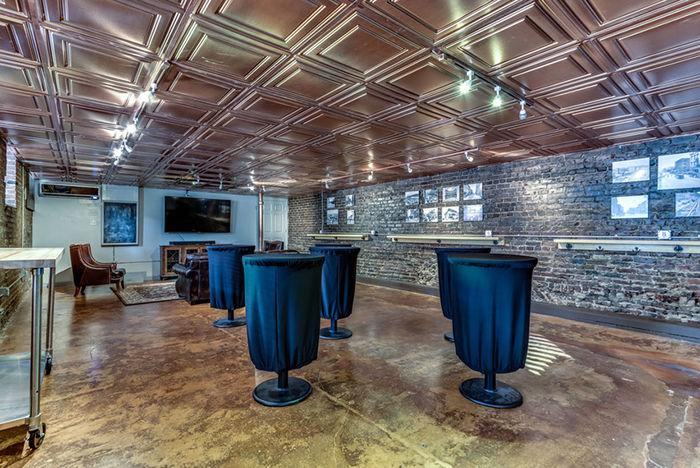 Restaurant Copper Ceiling Tile