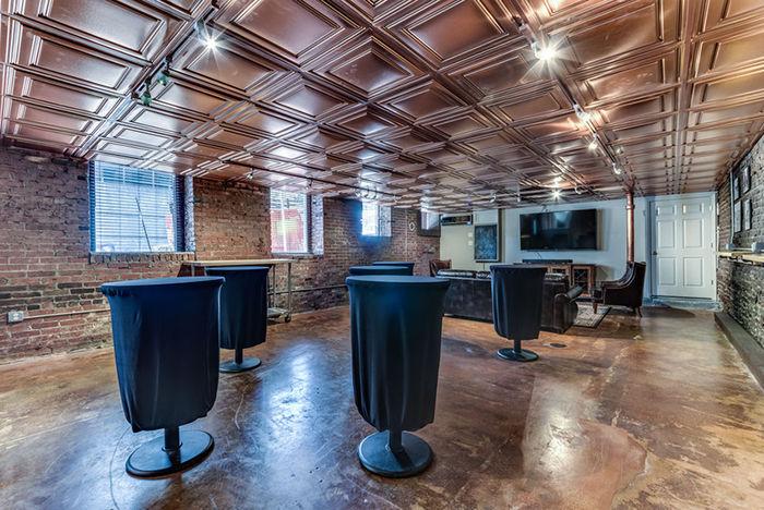 2x4 Restaurant Copper Ceiling Tile