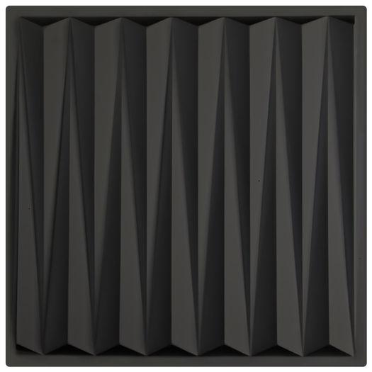 Dart Black Ceiling Tile