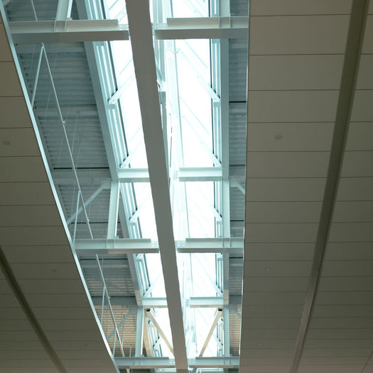 Duraclean Smooth Ceiling Tiles 2x2 White Waterproof Tiles