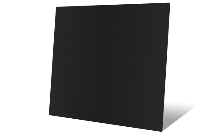 Duraclean 2x2 Black Ceiling Tile Picture