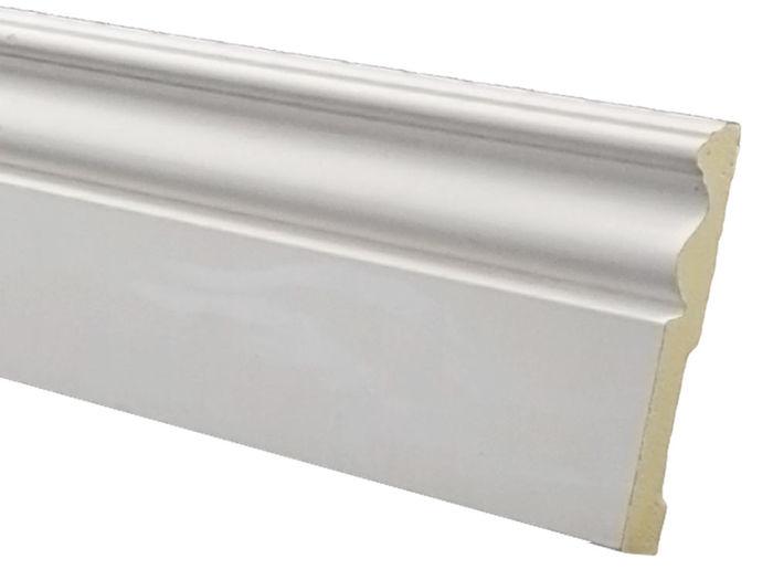 White Baseboard Molding Waterproof Moulding Bb 9769 Udecor