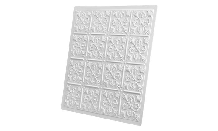 direct mount ceilume tiles