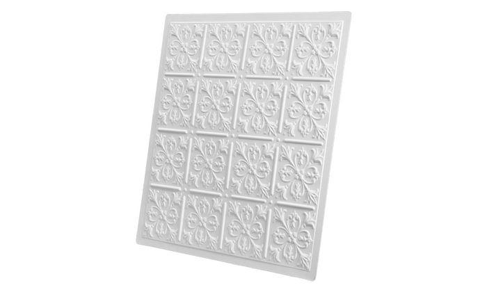 Picture of Fleur-de-lis Direct Mount Ceiling tile