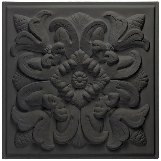 Florentine Black Ceiling Tile