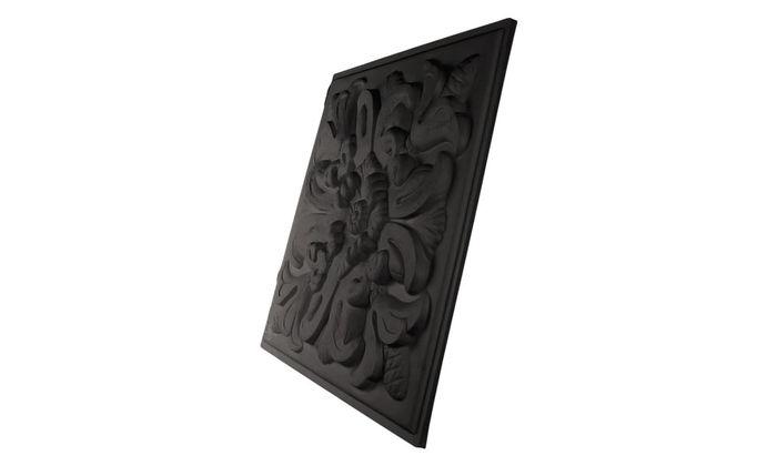 Florentine 2x2 Black Ceiling tile
