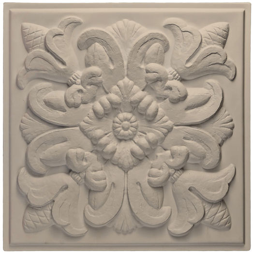 Florentine Ceiling Tile - Latte