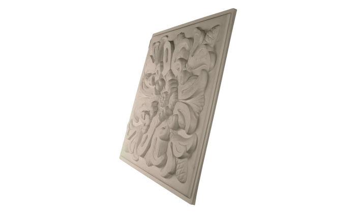 Florentine 2x2 Ceiling Tile - Latte